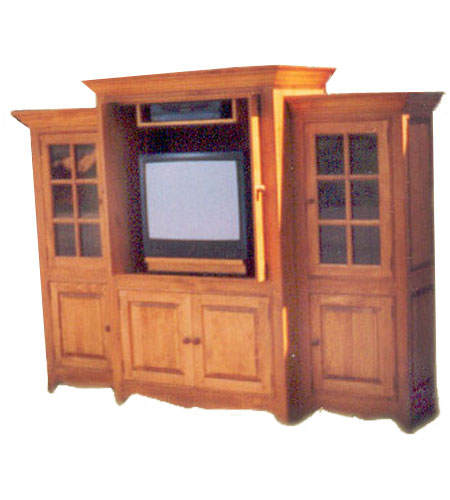 Armoire T.V. 3 sections