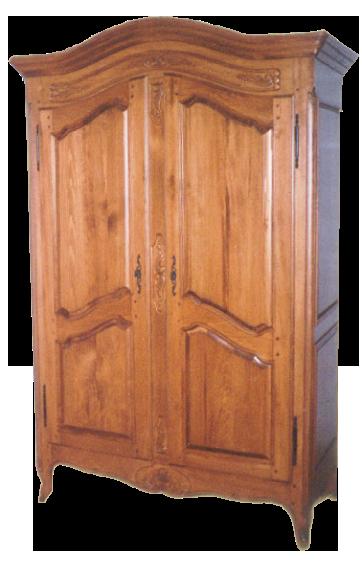 Reproduction de meubles québécois animaux de bois décoratifs